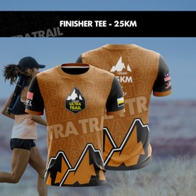 Finisher Tee - 25KM