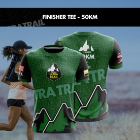 Finisher Tee - 50KM