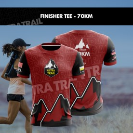 Finisher Tee - 70KM