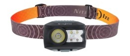NITE IZE RADIANT Headlamp 200 Lumens