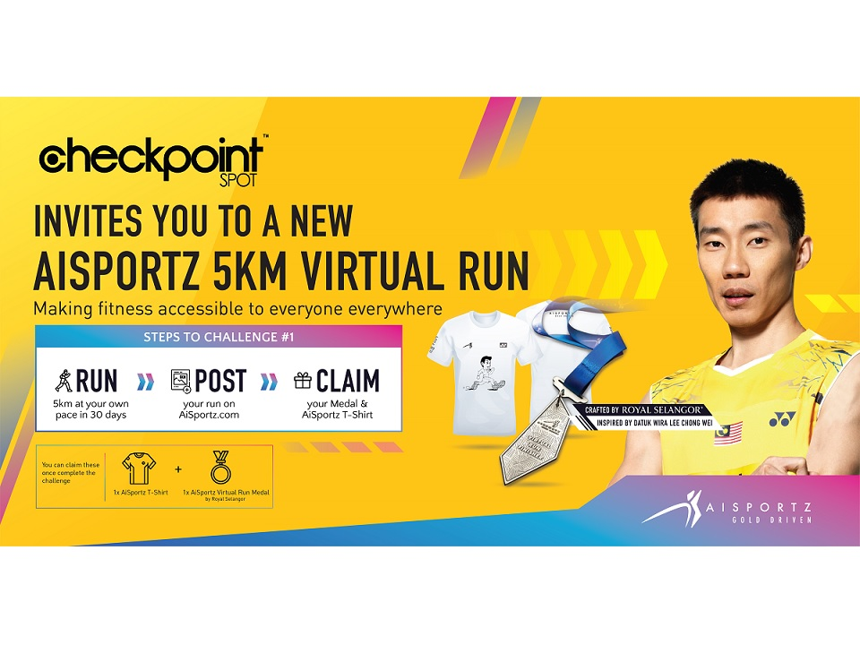 Aisportz Virtual Run 2020