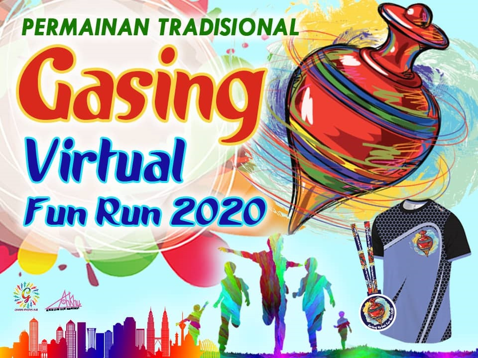 Gasing Virtual Fun Run 2020