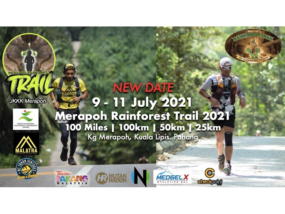 Merapoh Rainforest Trail 2020