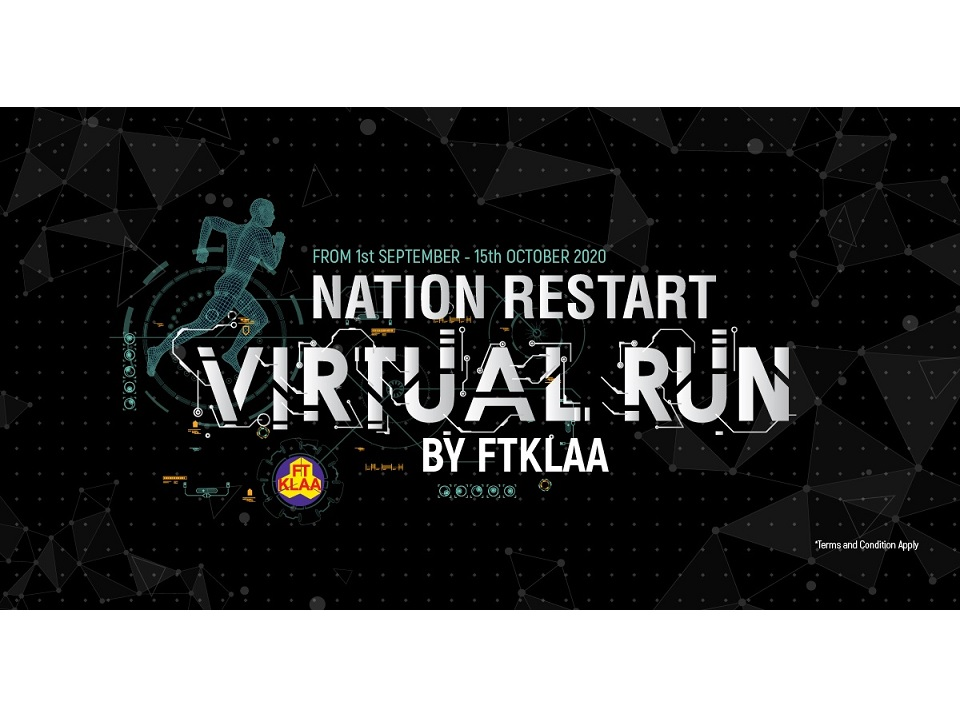 Nation Restart Virtual Run (by FTKLAA)