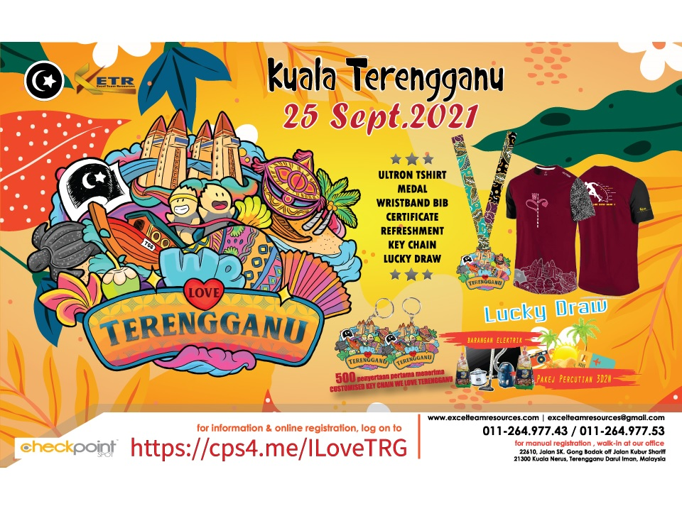 We Love Terengganu Fun Run 2021